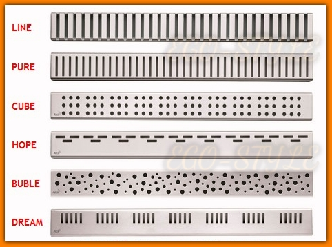 odpływ łazienkowy APZ1-750 ALCAPLAST