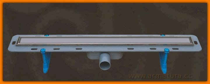 Odpływ liniowy EKOLINE CONTI WDO-700-04-4402 odwodnienie WINKIEL DESIGN 70 cm