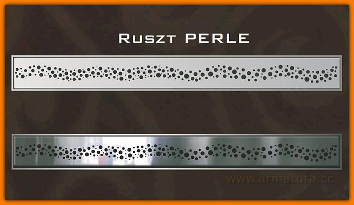Ruszt PERLE 60 cm do odpływu liniowego WINKIEL DESIGN WDR-600-03-0001