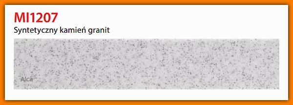 MI1207-850 Ruszt kamień granit do odwodnienia liniowego AlcaPlast