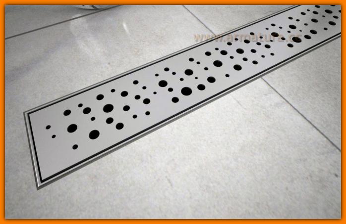 Odpływ liniowy DROPS SANITLINE odwodnienie prysznicowe 60 cm