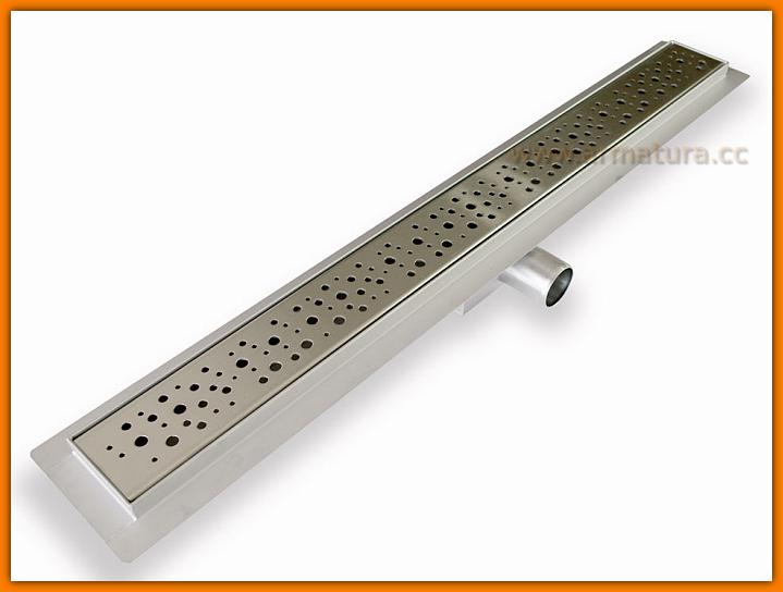 Odpływ liniowy DROPS SANITLINE odwodnienie prysznicowe 70 cm