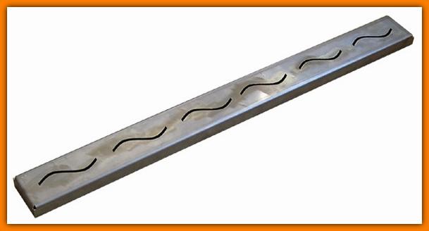 Ruszt ONDE 90 cm do odpływu liniowego WINKIEL DESIGN WDR-900-02-0001
