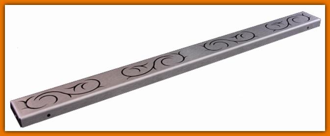 ruszt odwodnienia liniowego, odpływ liniowy, SERPENTI, WINKIEL DESIGN WDR-700-06-0001