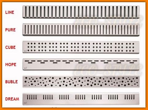 odpływ łazienkowy APZ1-550 ALCAPLAST