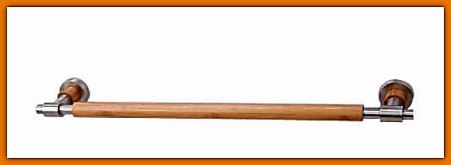 wieszak na ręcznik bambus FERRO K07F