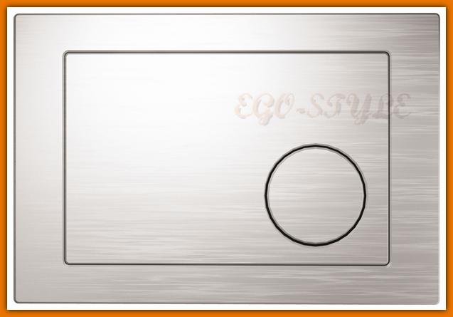 przycisk do stelaża podtynkowego CERSANIT LINK CHROM-MAT kółko K97-091