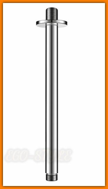 Ramię natrysku RNS50 FERRO sufitowe do głowic natryskowych L-50 cm