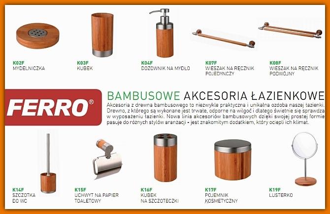 kubek bambusowy FERRO K03F