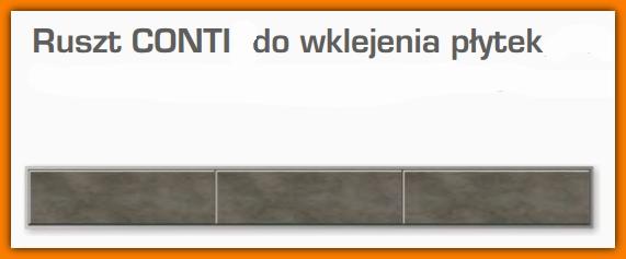 Odpływ liniowy FINO CONTI / FLASH WINKIEL DESIGN WDO-900-04-6601