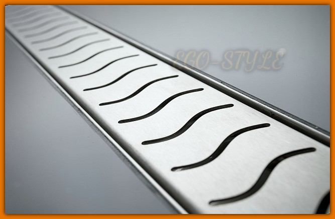 odpływ łazienkowy LORAC DELFIN L-70 cm odwodnienie liniowe