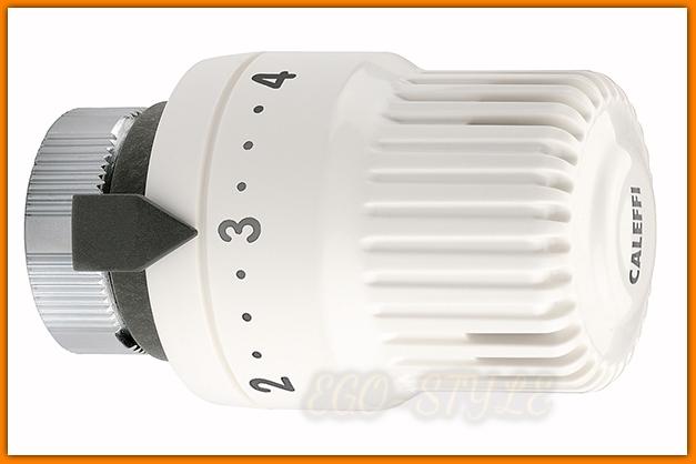 głowica termostatyczna 204000 Caleffi Ferro