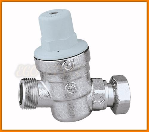 Reduktor ciśnienia wody 3/4 GZ CALEFFI 533151 z półśrubunkiem 3/4 GW