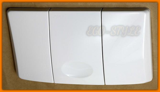 Przycisk spłukujący ANGEL 1 biały VALSIR VS0822001