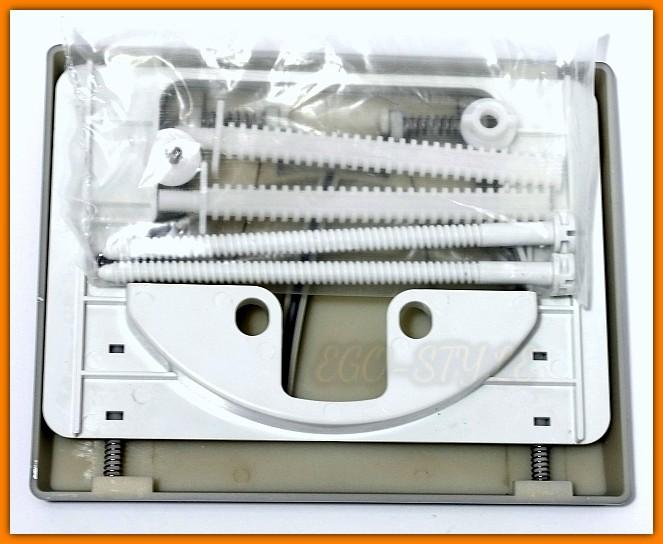 Przycisk spłukujący AZZURRO PROFIT VALSIR VS0828541 biały WC