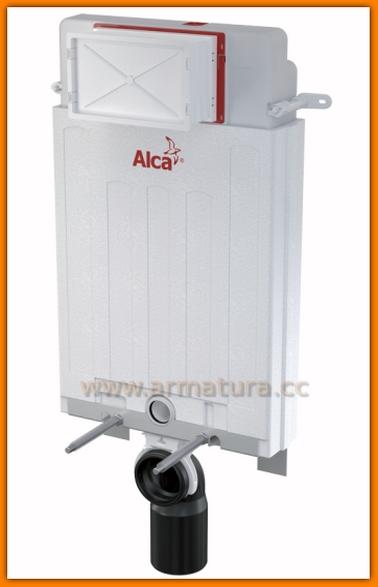 podtynkowa spłuczka AM100/1000 ALCAPLAST do zabudowy ciężkiej