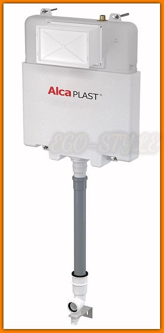 Stelaż A1112 Basicmodul SLIM ALCAPLAST spłuczka do zabudowy ciężkiej WC