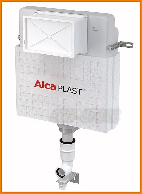 Spłuczka A112 ALCAPLAST Basicmodul do zabudowy ciężkiej