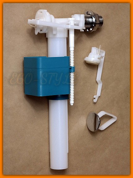 Zawór napełniający spłuczki Cersanit K99-0011 napływowy boczny pływak