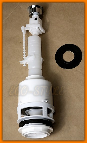 Zawór spłukujący spustowy spłuczki START/STOP CERSANIT K99-0013
