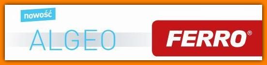Bateria zlewozmywakowa ALGEO FERRO