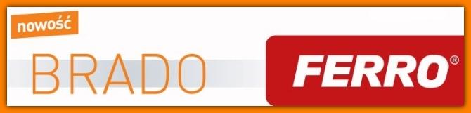 bateria natryskowa BRADO BBO7 FERRO
