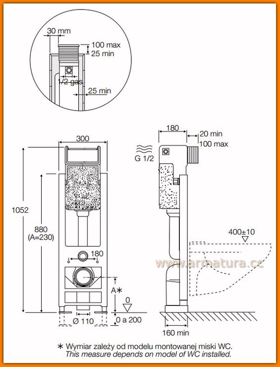 Stelaż podtynkowy VALSIR CUBIK BLOCK spłuczka samonośna vs0865602 spłukiwanie pneumatyczne !