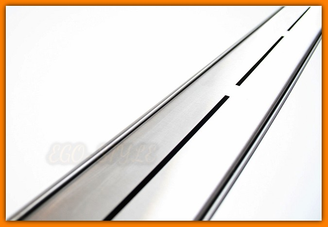odpływ liniowy SLIM LINE LORAC odwodnienie 90 cm