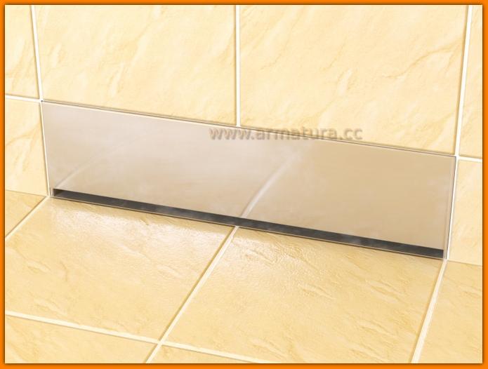 ODPŁYW Liniowy ścienny 30 cm Modern KESMET 300KGF_m