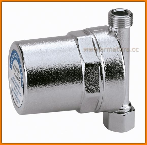Tłumik uderzeń hydraulicznych 525150 CALEFFI - ANTISHOCK