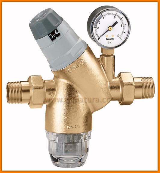 CALEFFI 535150 Reduktor ciśnienia 535141, 535151, 535161, 535140, 535160