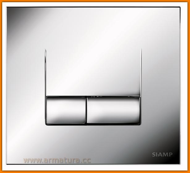 przycisk do stelaża podtynkowego K97-325 CERSANIT AQUA sintra target CHROM K97-120