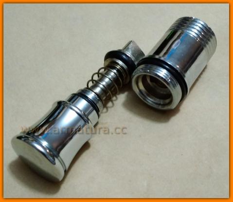 Przełącznik baterii wannowej Titania Iris FERRO PR/92020