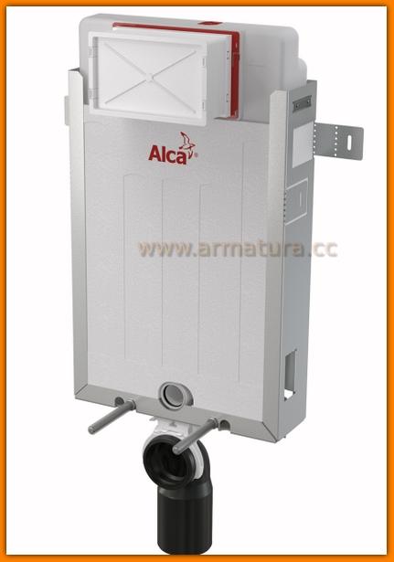 Spłuczka A115/1000 do zabudowy ciężkiej ALCAPLAST Am115/1000