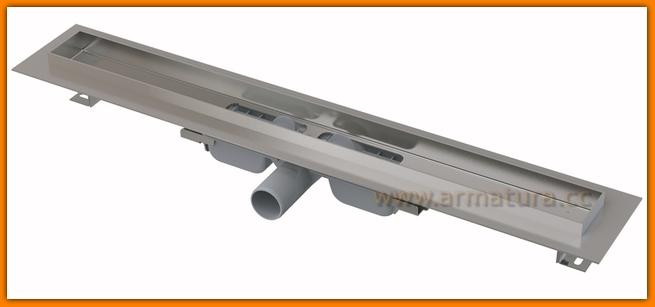ALCAPLAST odwodnienie liniowe APZ106-750 Professional odpływ liniowy