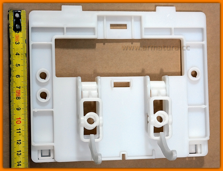 Płytka Montażowa do Spłuczki Stelaża WC AQUA Cersanit Siamp K99-0160