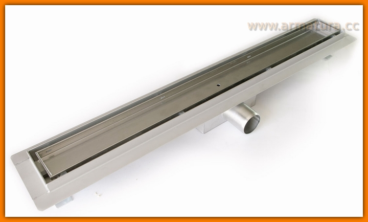 Odwodnienie liniowe pod płytki CERAMIK SANITLINE odwodnienie prysznicowe 80 cm