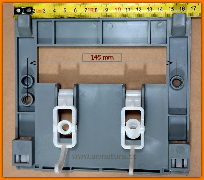 Płytka Montażowa do Spłuczki Stelaża WC sintra Cersanit Siamp K99-0163