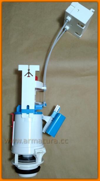Zawór spustowy spłuczki WIW901.1 RAWIPLAST WINKIEL